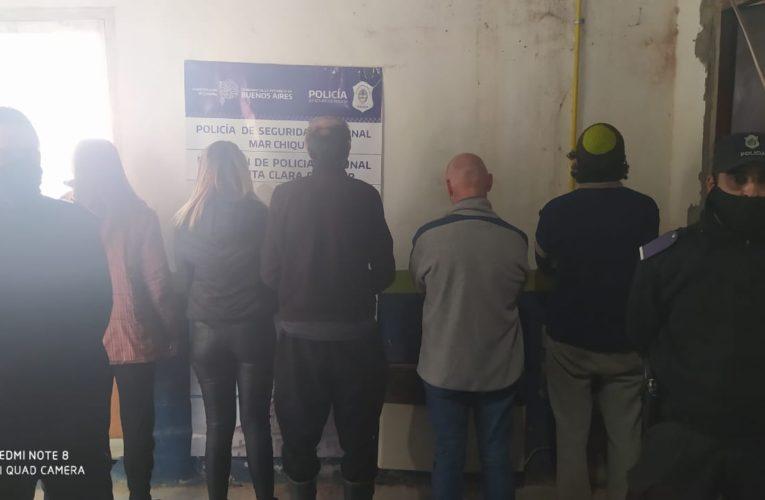 PLAYA DORADA: La policía frustró un intento de usurpación en terrenos pertenecientes a un sindicato