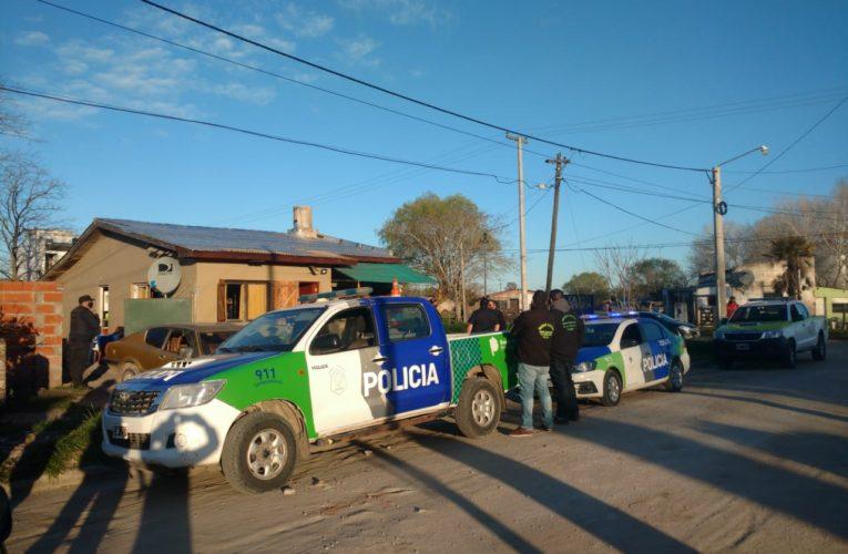 CNEL VIDAL: Amenazó  a un policía con arma de fuego, pero en el allanamiento no lograron encontrar nada