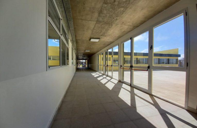 CAMET NORTE: La Escuela 30 ya está lista y se espera la entrega de llaves