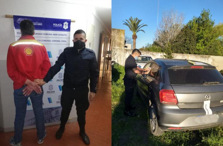 Evadió el control de acceso a Cnel Vidal y fue interceptado por la policía: Tenía 1.5 de alcohol en sangre