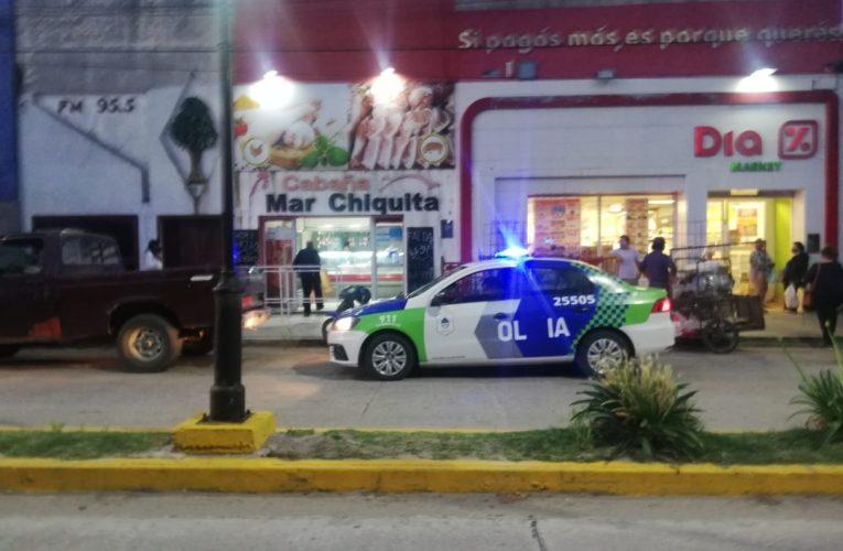 """CNEL VIDAL: un """"trabajador"""" rural robó carne y dinero de un comercio céntrico y fue aprehendido"""