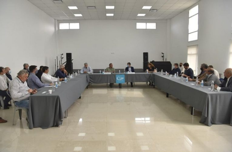 Jacquet y Contardo participaron de la reunión con Berni por el Operativo Sol en La Costa