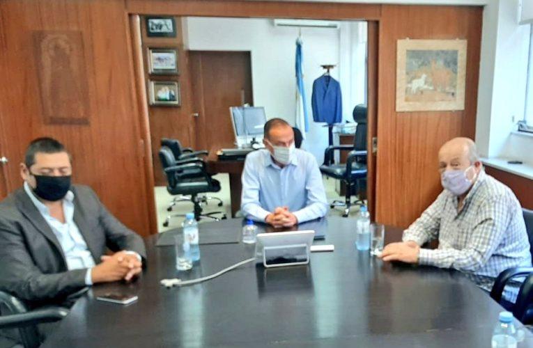 El intendente Paredi firmará convenio con Vialidad Nacional para pavimentar la costanera y la avenida Montevideo en Santa Clara del Mar