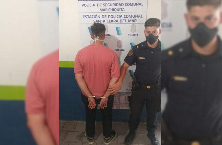 MAR DE COBO: Huyó de la policía de Santa Clara y fue interceptado con fuerte aliento etílico