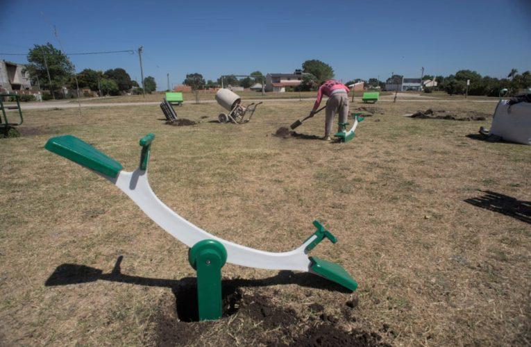 Mar Chiquita tendrá su primera plaza ecológica y sustentable en Santa Elena