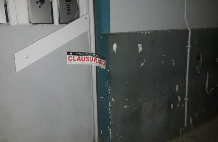 CNEL VIDAL: Un detenido por ebriedad y clausura de un bar por no cumplir con la bioseguridad obligatoria