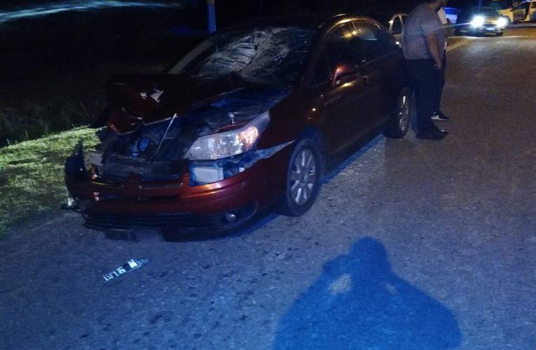 TRAGEDIA EN MAR CHIQUITA: Bombero salió de emergencia para acudir a un incendio y atropelló a un hombre que perdió la vida