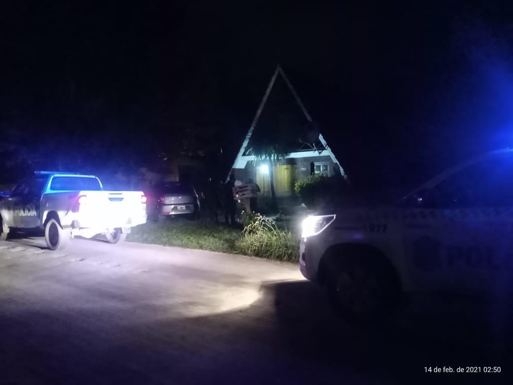 FINDE ATR: La policía intervino en dos fiestas clandestinas en Santa Clara del Mar