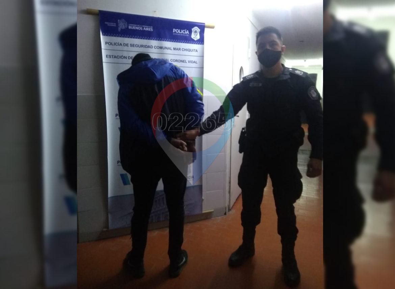 CNEL VIDAL: Demoran a un hombre por incumplir orden de restricción y medidas bajo excarcelación