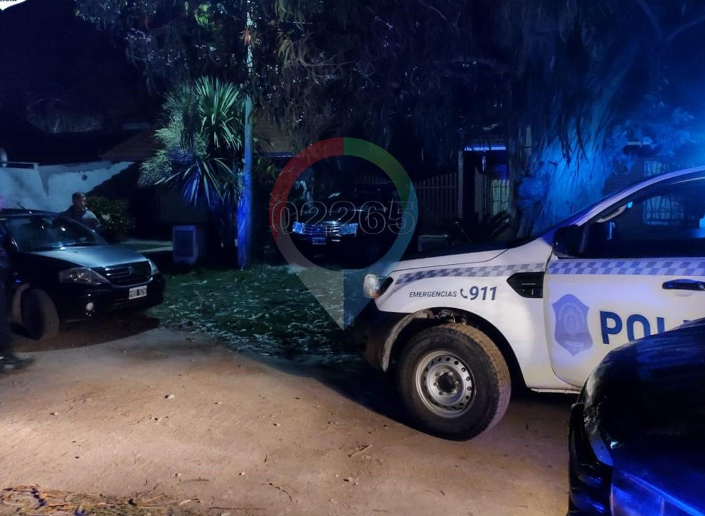 STA ELENA: La policía desarticuló una nueva fiesta clandestina