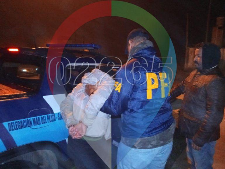 GENERAL PIRAN: Rescatan a una joven venezolana que estaba capturada por un hombre que la violaba y mantenía encerrada