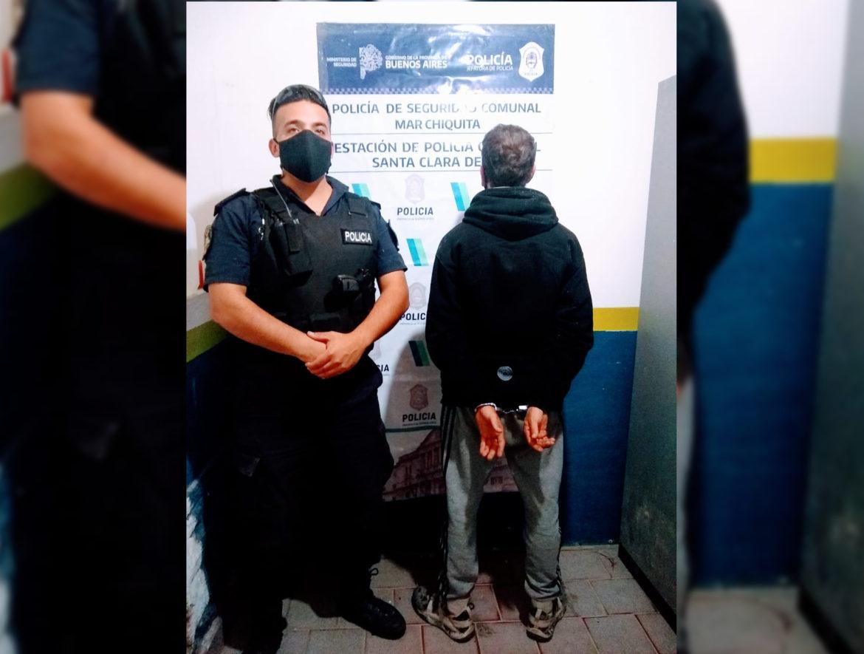 INSOLITO: Lo notificaron de una orden de restricción y a los 5 minutos encontró a la denunciante y la golpeó