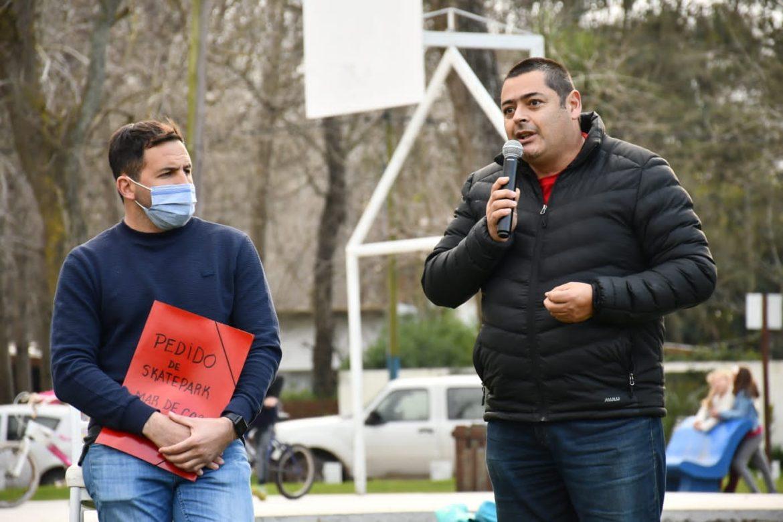 """MARCELO SOSA: """"Es importante que sigamos unidos y podamos pensar nuevos proyectos para la #LaMarChiquitaQueQueremos"""""""