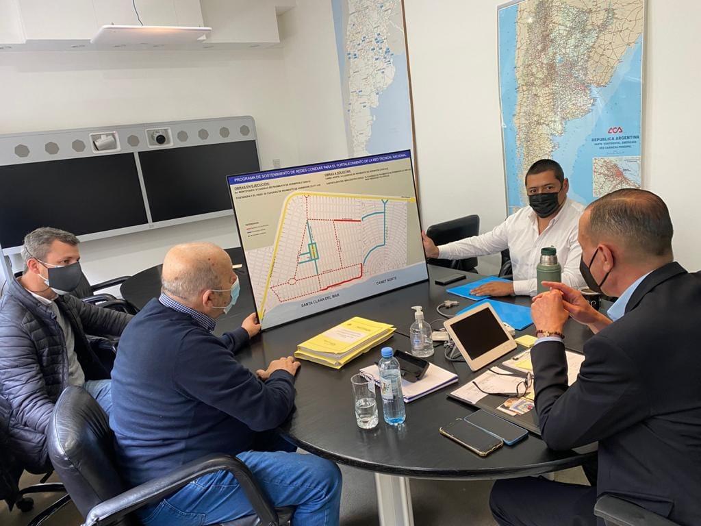 MARCELO SOSA: «Es un orgullo formar parte de un gobierno nacional que tiene el compromiso de acompañar a Mar Chiquita»