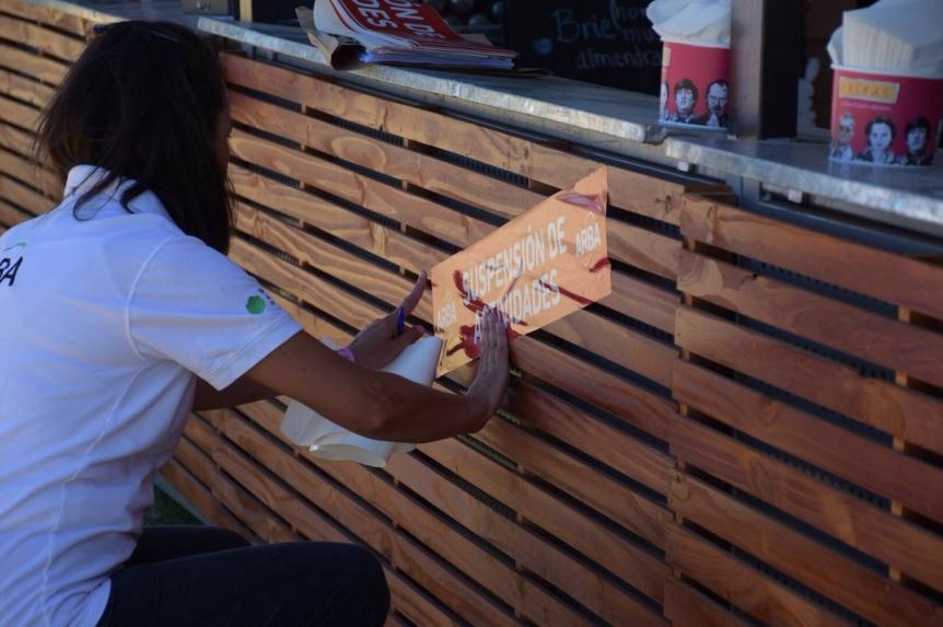 Lollapalooza: ARBA clausuró locales que no pagaban Ingresos Brutos