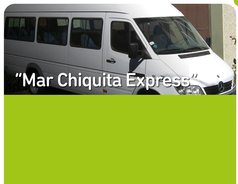 Desde mayo habrá una combi que conectará todas las localidades de Mar Chiquita a precios módicos
