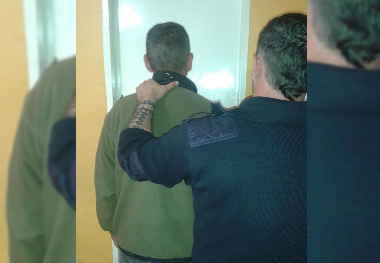 La policía vial de Vivoratá, en conjunto con la Cria 2da de Santa Clara del Mar atraparon a un francés con pedido de captura de Interpol