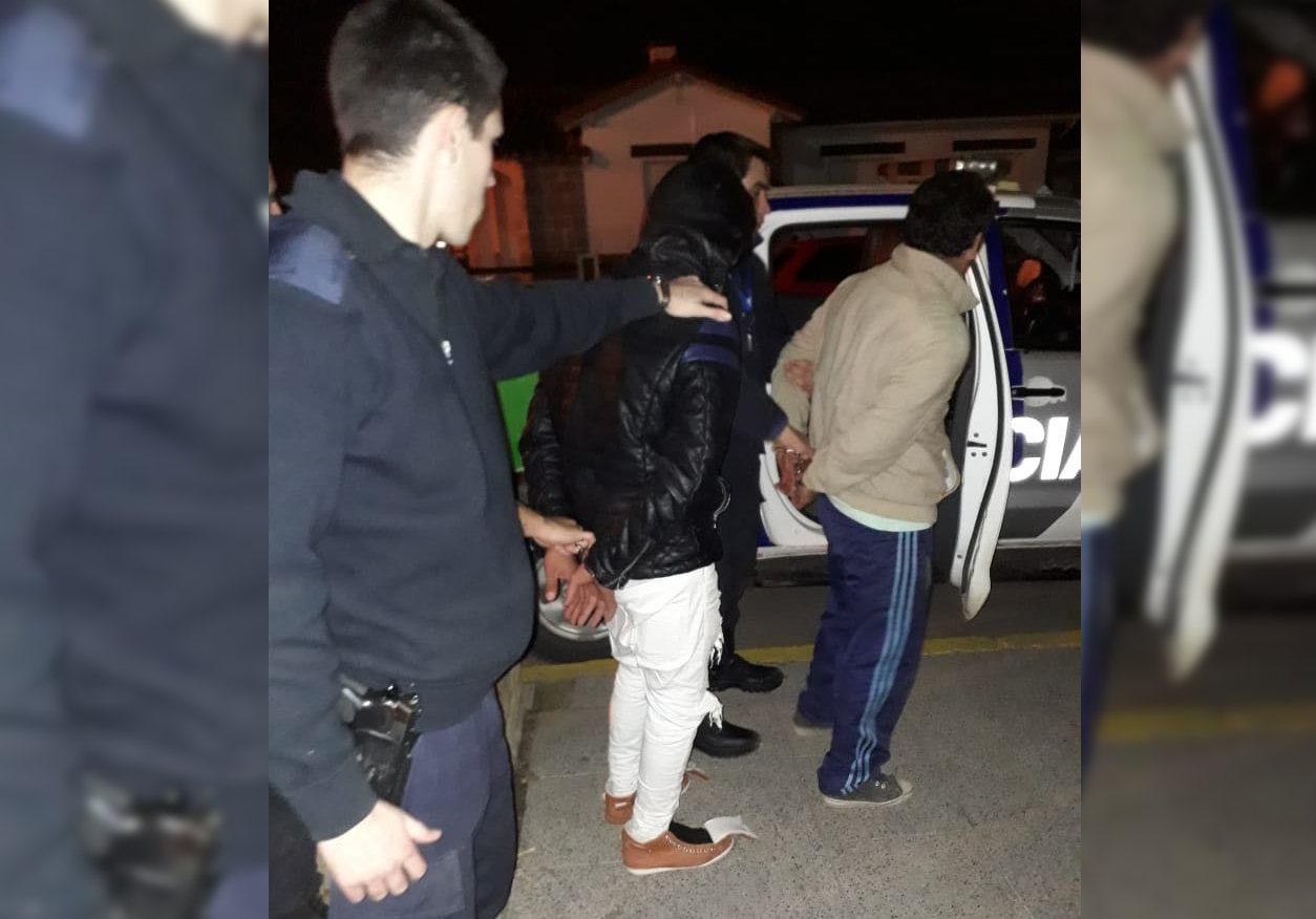 CNEL VIDAL: Los sacaron del bar, quisieron increpar al patovica y a la policía… Marchen presos