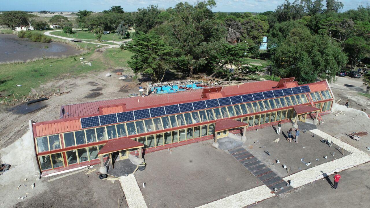 Finalmente, este martes comenzará a funcionar la Escuela Sustentable de Balneario Parque Mar Chiquita