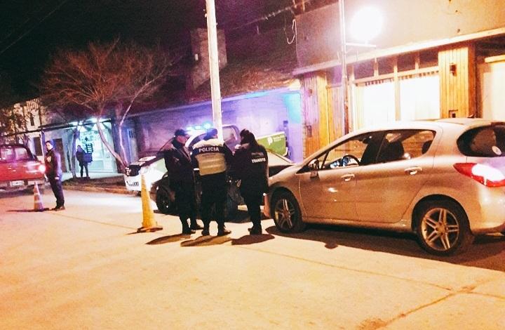 GRAL PIRAN: 2 Autos y 5 motos secuestradas tras un operativo de saturación