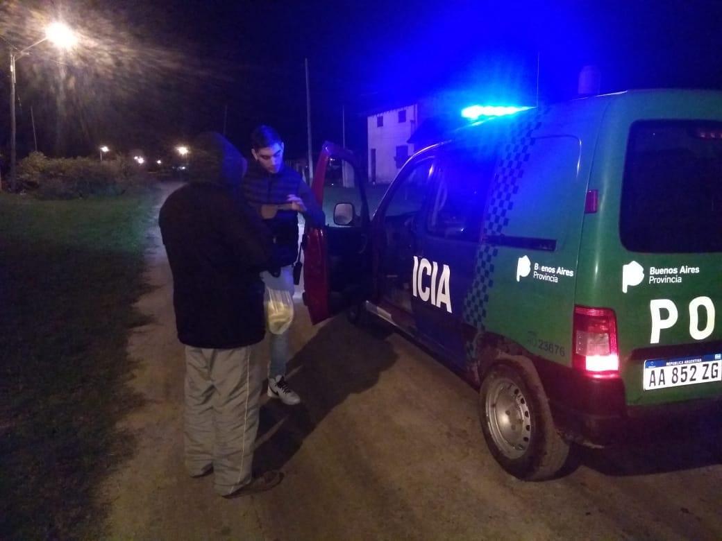 La comisaria 2da de Santa Clara del Mar, realizó un sorpresivo operativo de identificación en Santa Elena