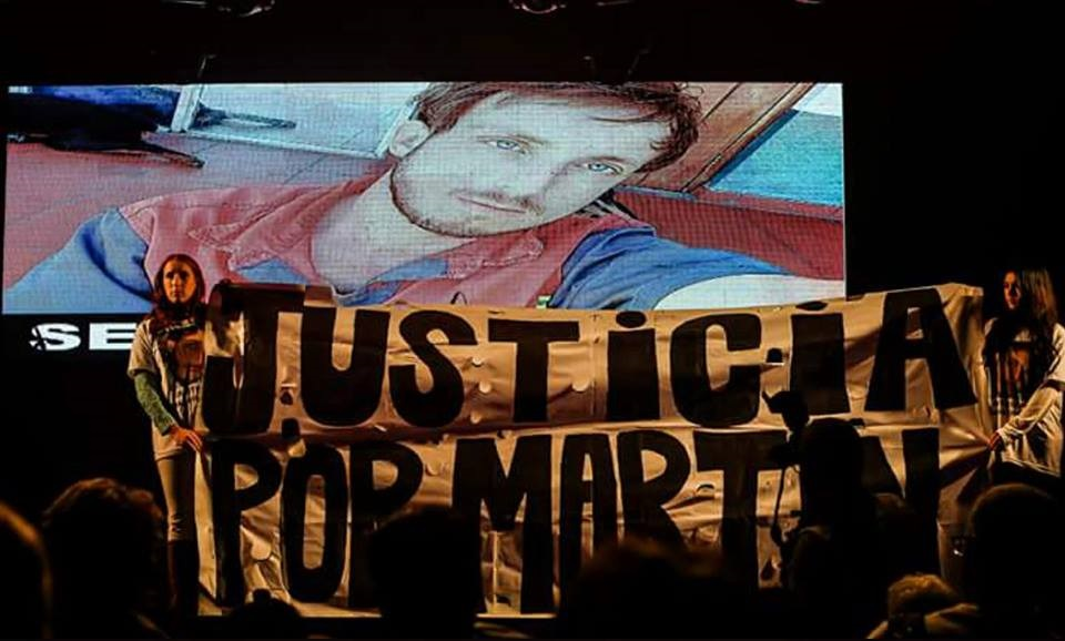 Se cumplió un año de la muerte de Martin Ovejero y su familia sigue reclamando justicia y cambio de caratula en la causa