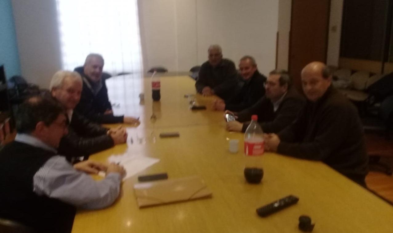 Presidentes de Uniones de Ligas se reunieron en el Consejo Federal de AFA para diagramar nuevos certámenes