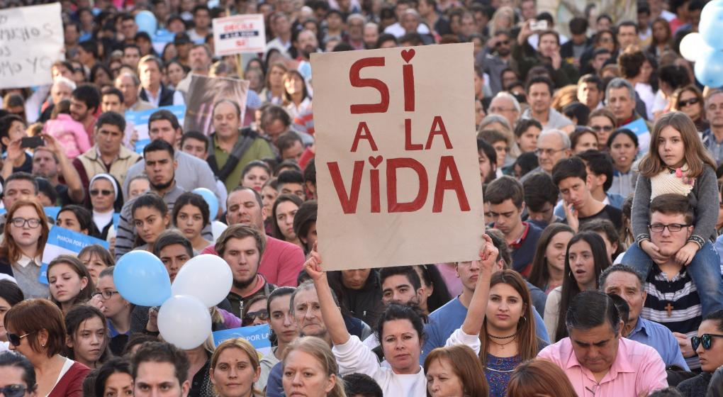 """Ahora también preparan una """"Marcha por la Vida"""" en Coronel Vidal"""