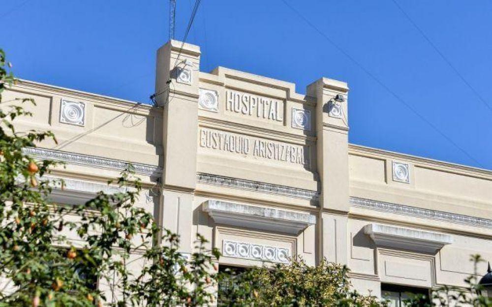 El S.A.M.O. enviará casi 5 millones de pesos para cambiar el techo del Hospital Eustaquio Aristizabal