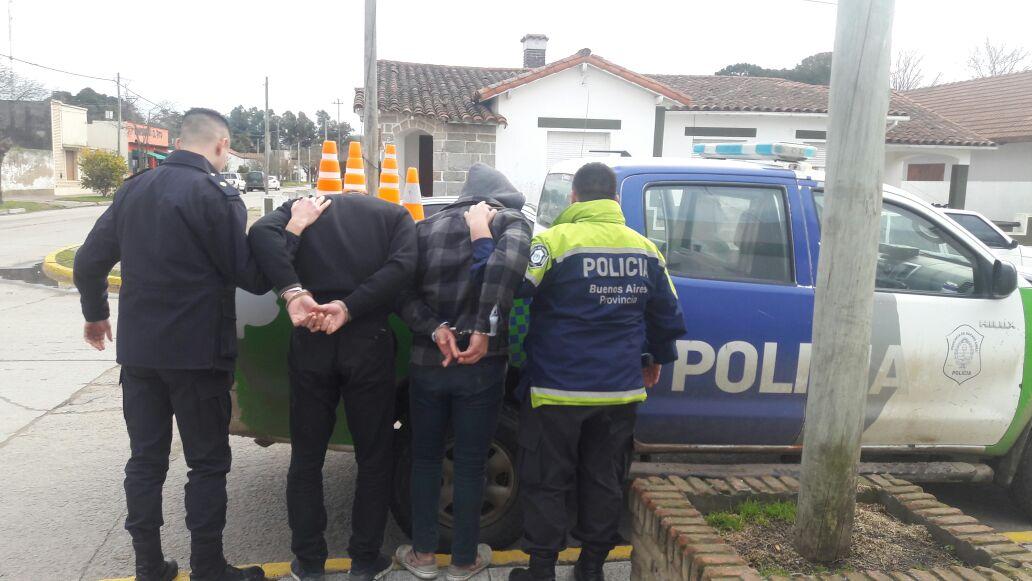 CNEL VIDAL: Dos hermanos terminaron demorados tras una gresca callejera