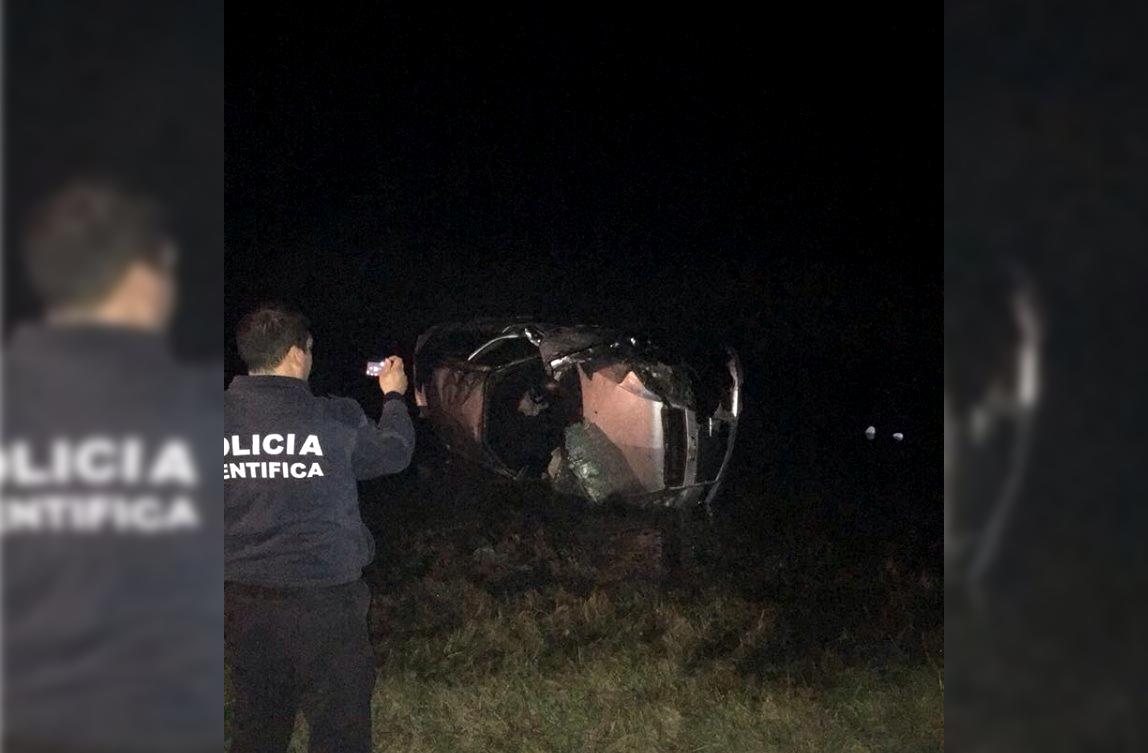 Trágico accidente en la Autovía 2, un menor y un mayor perdieron la vida