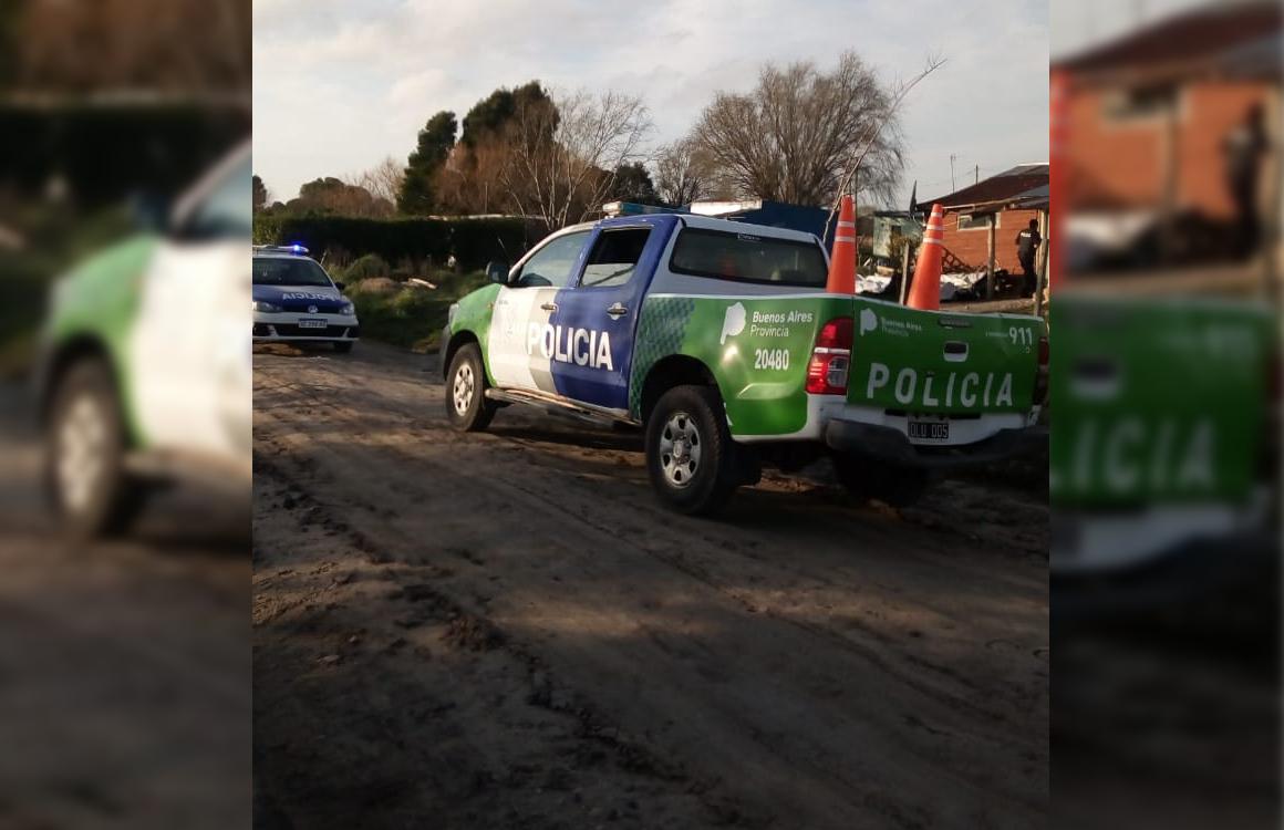 """CNEL VIDAL: Hicieron un allanamiento en el Barrio """"La Caminera"""" por hurto en dos viviendas de calle Rivadavia"""