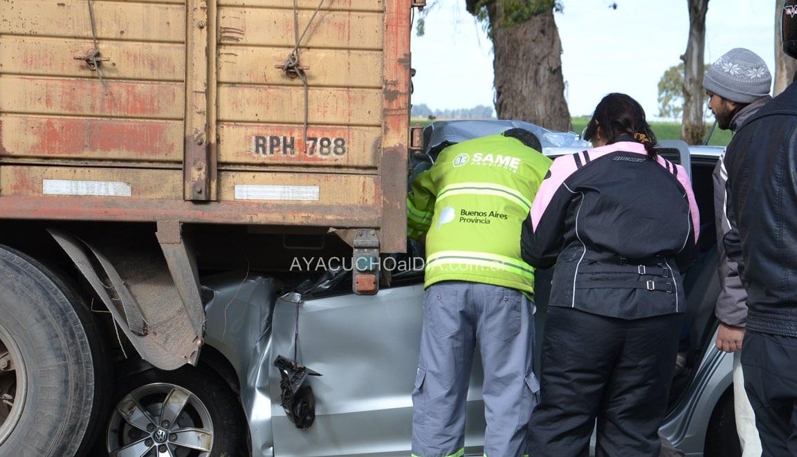 Falleció un Piranense luego de un tremendo accidente en la Ruta 74