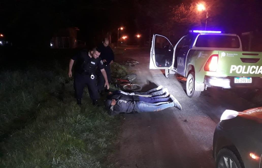 STA CLARA: Tres menores de Mar del Plata fueron detenidos tras robar bicicletas en dos viviendas