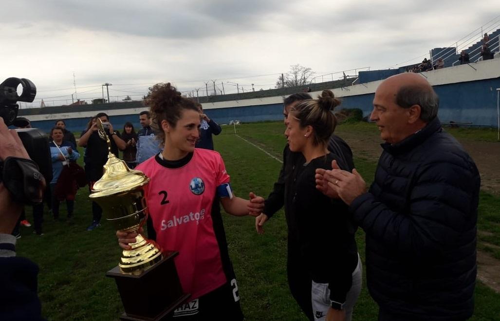 ULCEOBA: El femenino de La Plata se consagró campeón y será representante en el Torneo Nacional