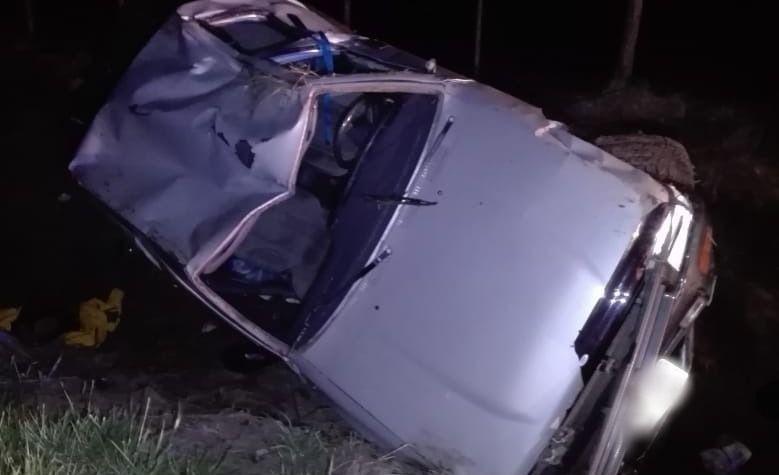 Se mató un policía retirado en la Ruta 11, a la altura de La Caleta