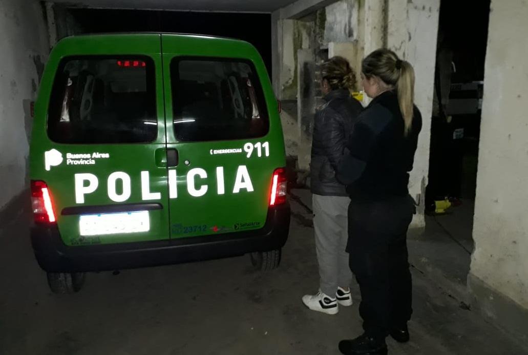 CNEL VIDAL: Detuvieron a una mujer de 27 años, que provocó destrozos en la vivienda de su ex pareja