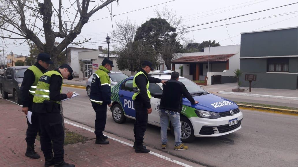 CNEL VIDAL: Detuvieron a un sujeto con pedido de captura en Lomas de Zamora