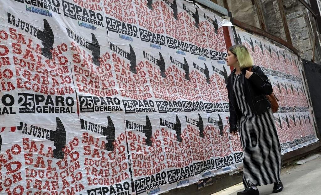 La Confederacion de 62 agrupaciones Peronistas anunciaron que mañana no adhieren al paro general