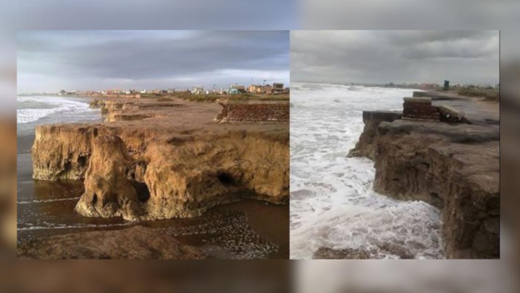 Erosión en Mar Chiquita: Se estima una inversión de 40 millones en el Presupuesto 2019 de la Provincia de Buenos Aires