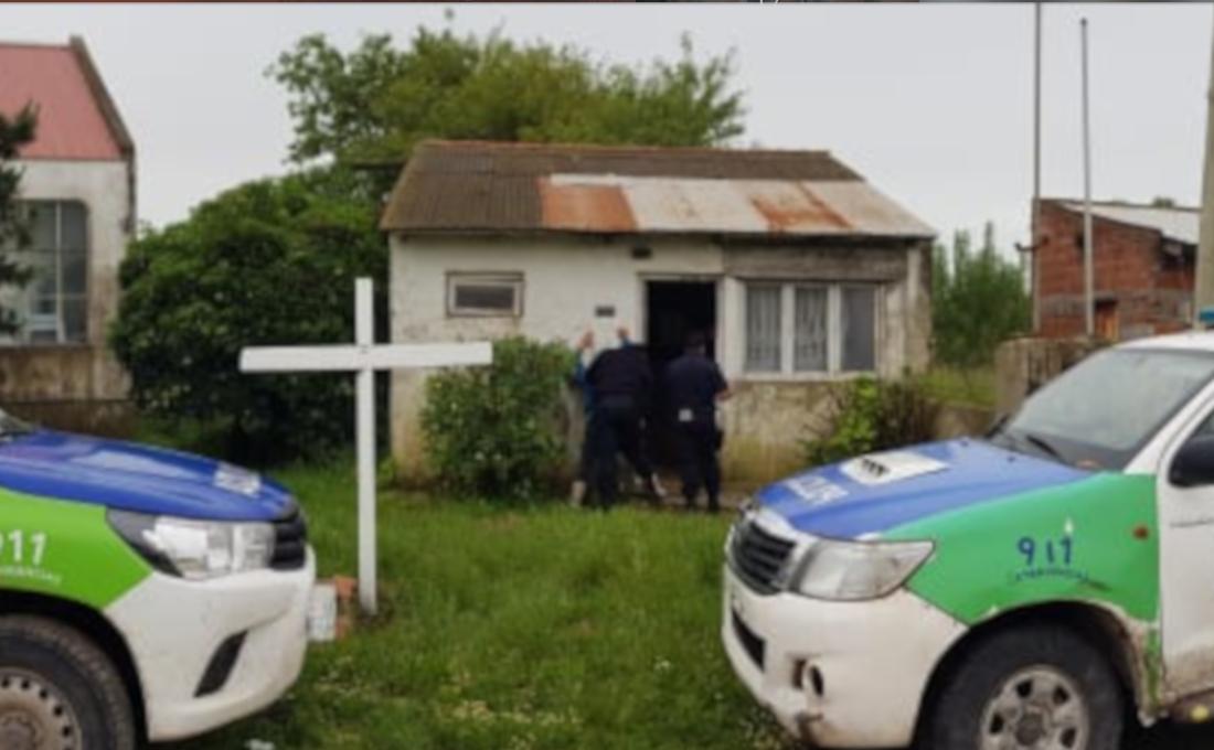 NINGUN SANTO: Un menor de 15 años intentó robar la bomba de agua de la capilla del barrio Santa Elena