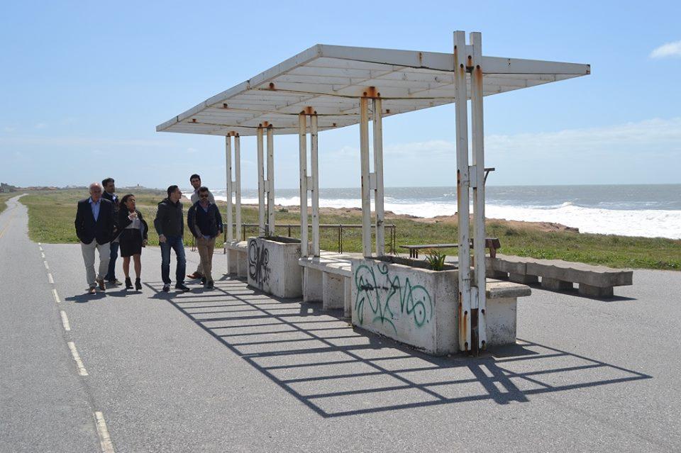 Se firmó un convenio para renovar la Bici senda entre Santa Clara del Mar y Mar del Plata