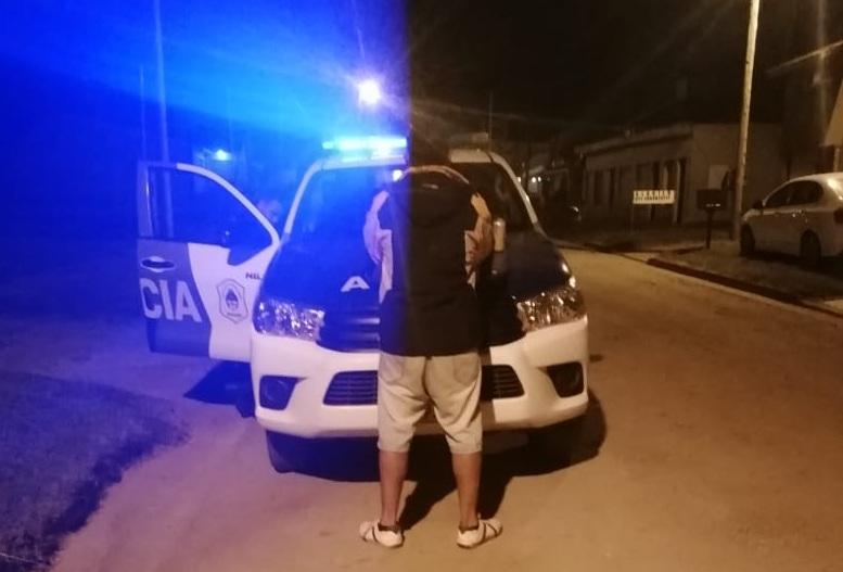 STA CLARA: Detienen a un sujeto por robar un kiosco