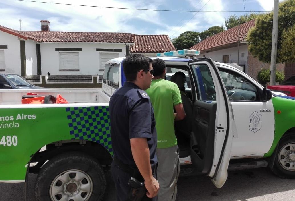 CNEL VIDAL: Detuvieron a 4 marplatenses en operativo de transito