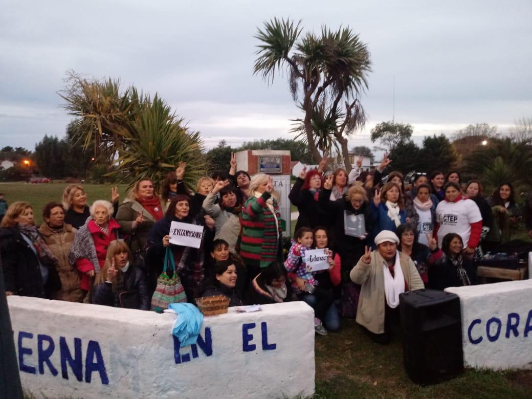 Durante la tarde de ayer y con una importante concurrencia, se realizó el acto para conmemorar a la «abanderada de los humildes»: Eva Duarte de Perón.