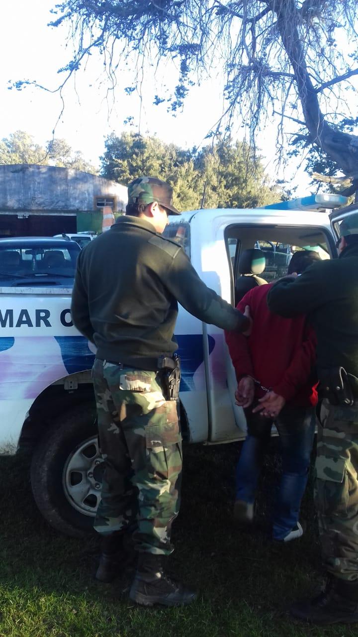 Puestero le robaba ganado a un campo vecino y terminó detenido
