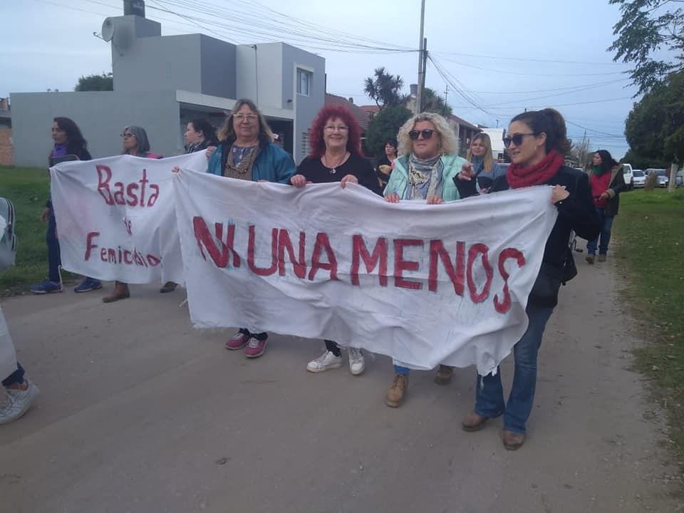 Santa Clara del Mar también dijo #NiUnaMenos