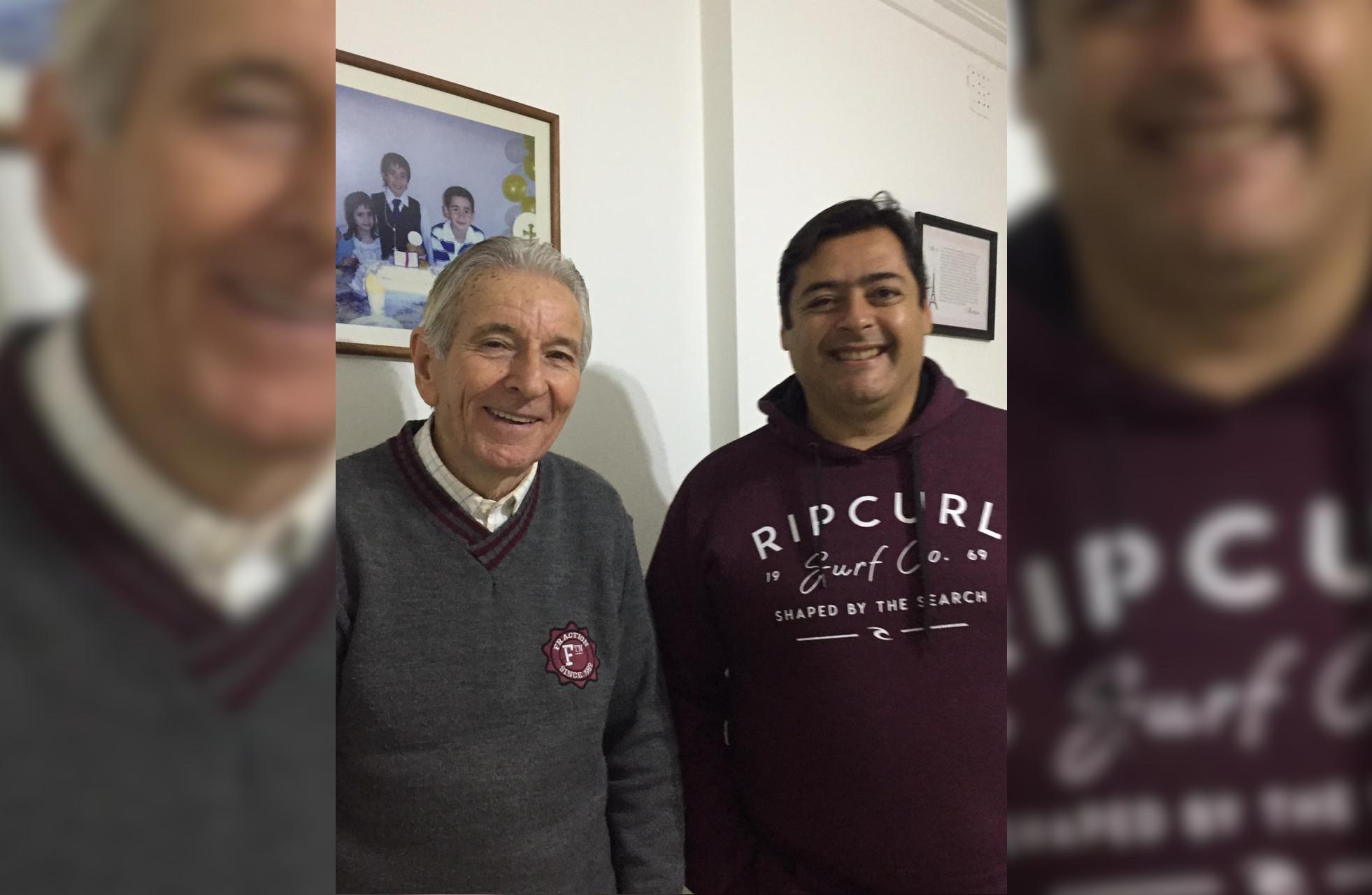 EN EL DIA DEL PADRE, MARCELO SOSA PROPUSO OFICINAS DE ANSES Y PAMI EN PIRÁN