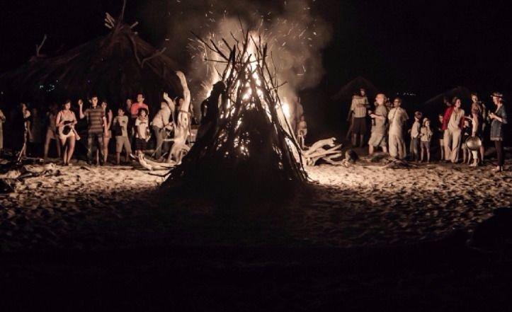 """Es lunes se realiza la tradicional """"fogata de San Juan y San Pedro"""" en Mar de Cobo con variada actividad"""