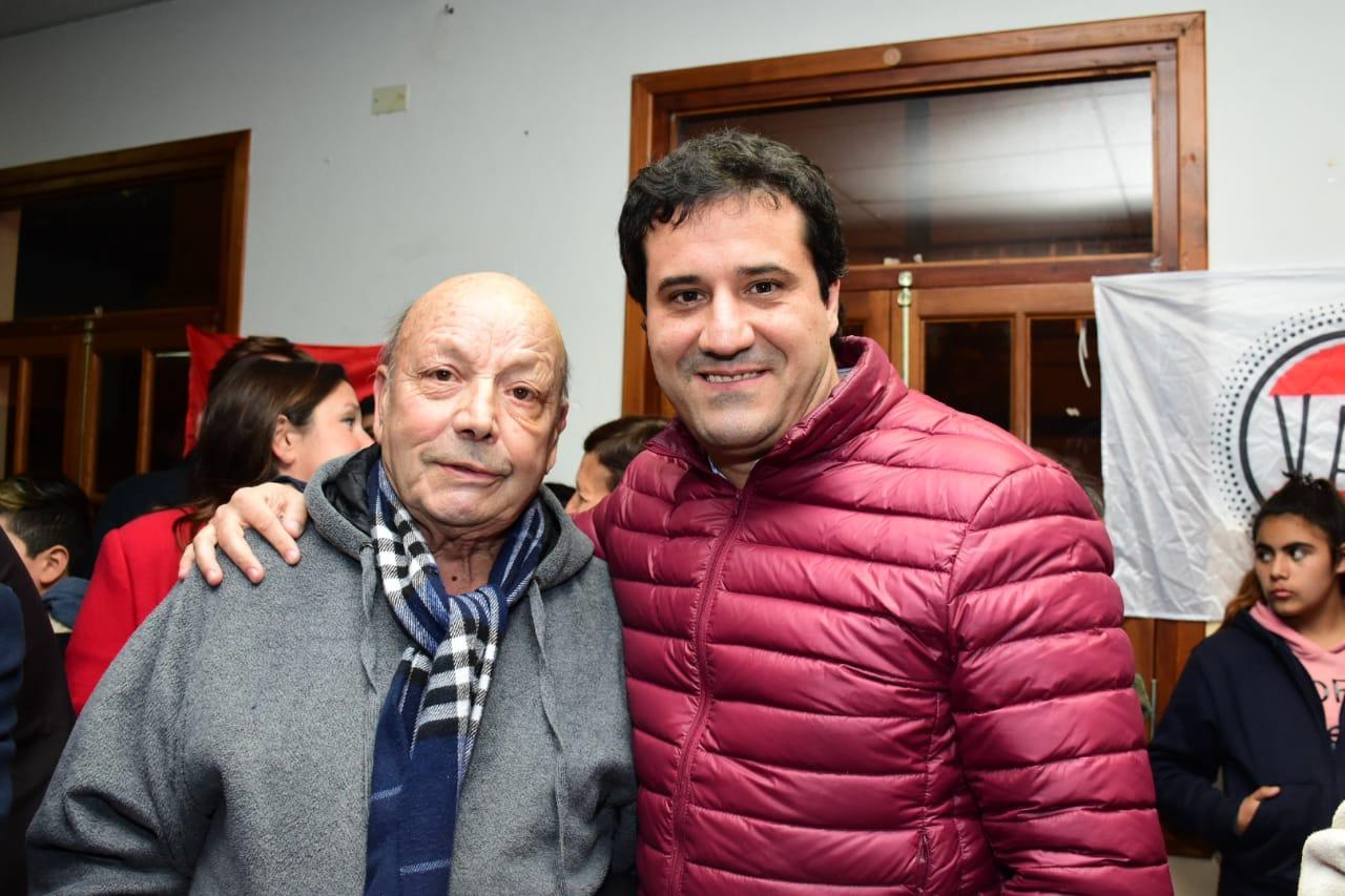 """Abad: """"El gran crecimiento de Mar Chiquita es integral e incluye a todas las localidades del partido"""""""